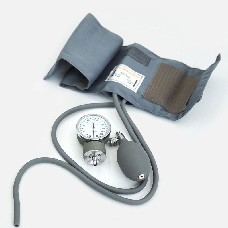 BP Aneroid Sphygmomanometer Palm Type for Blood Pressure