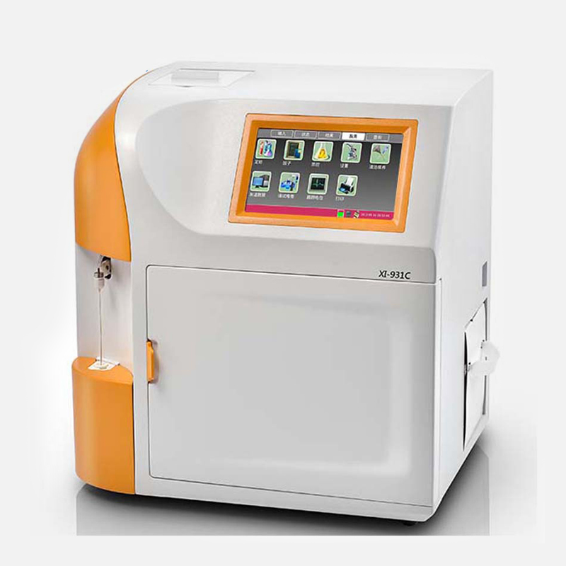 Automated Electrolyte analyzer