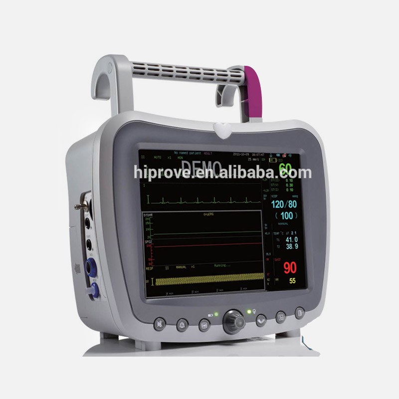 Portable ICU/CCU Vital Signs Patient Monitor