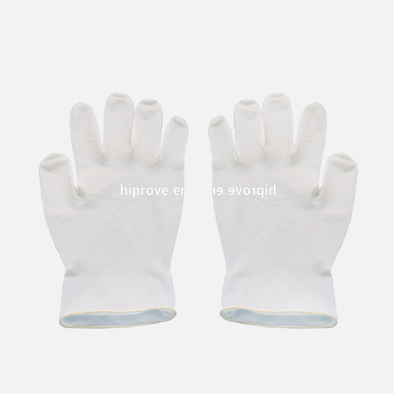 Disposatable Latex Examination Glove