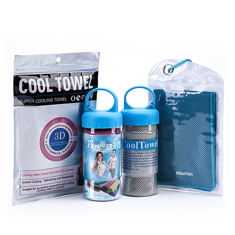 Multifunctional Sports Instant Cooling Towel