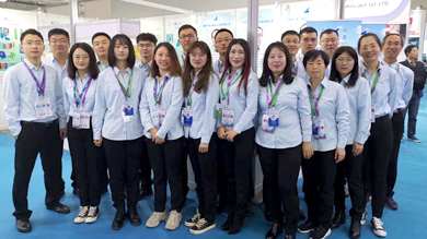 ALLPRO participated in 2019 CMEF exhibition in Qingdao  City