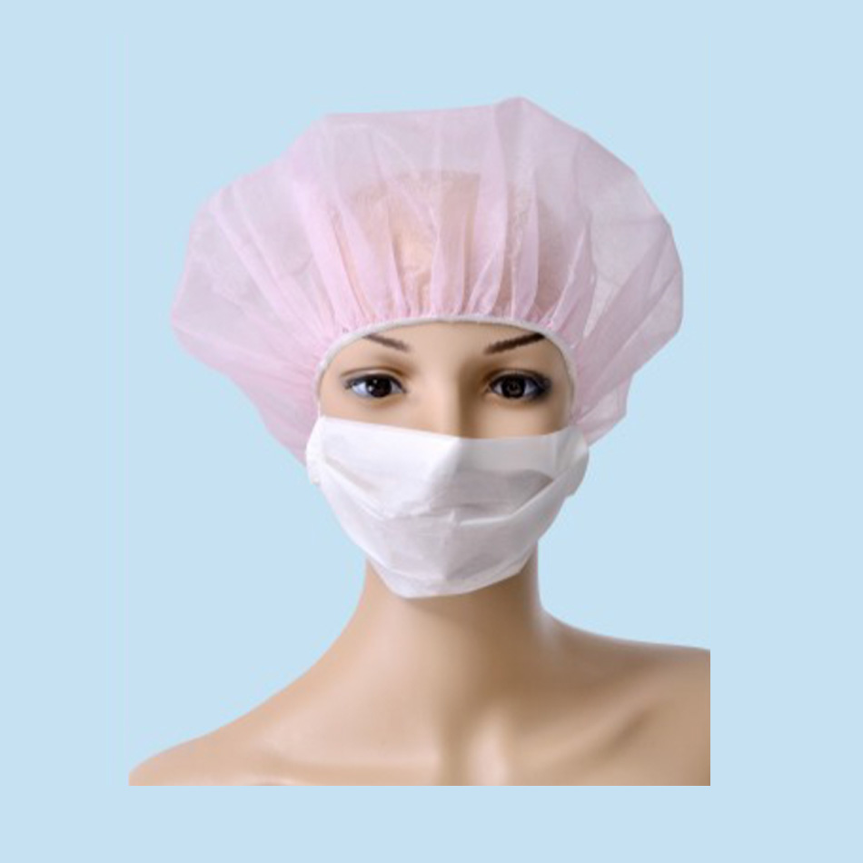 PAPER FACE MASK WITH EAR-LOOP
